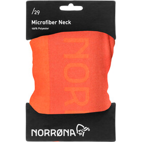 Norrøna /29 Microfiber Neck scarlet ibis/roiboos tea